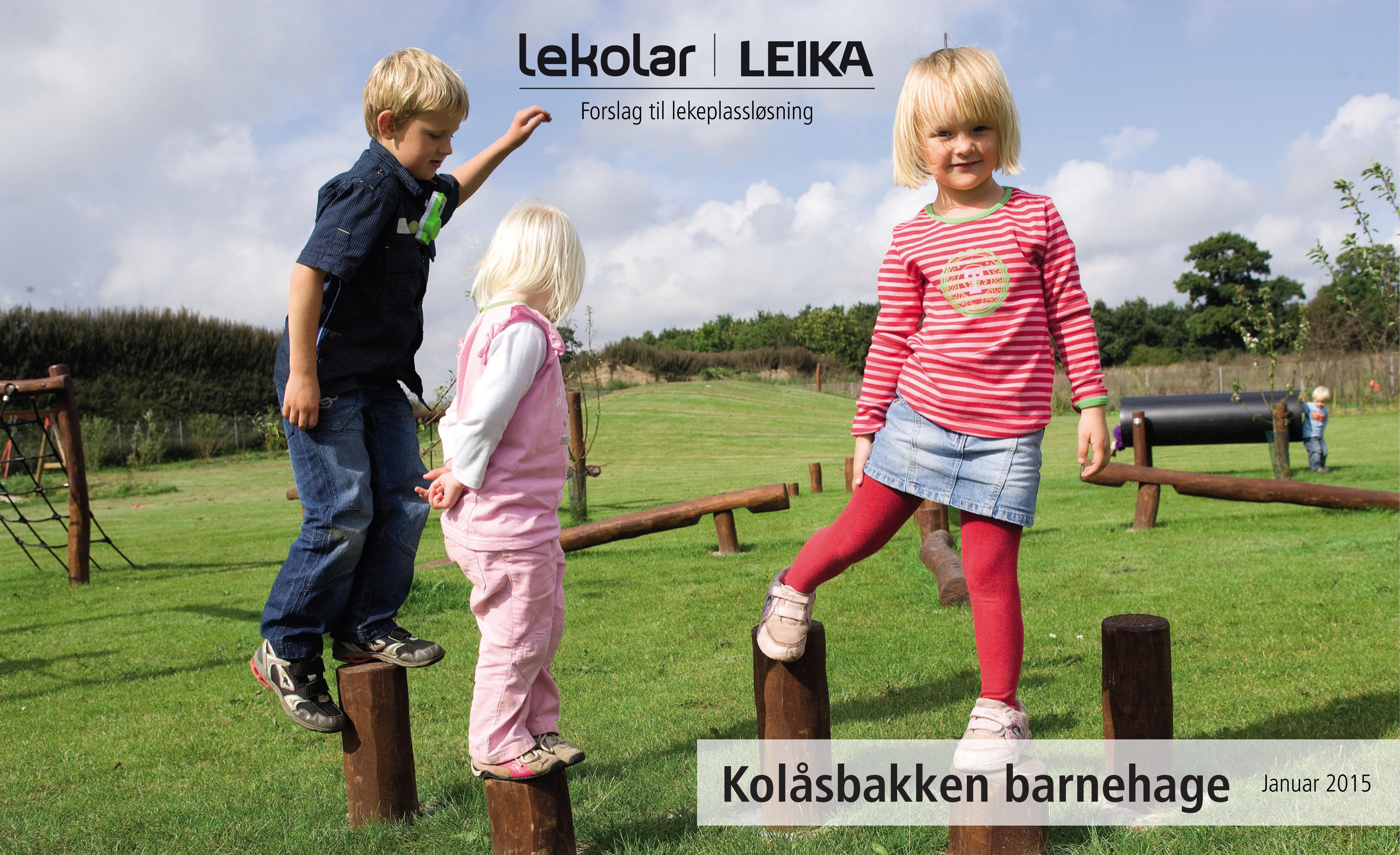 Lekolar | Leika